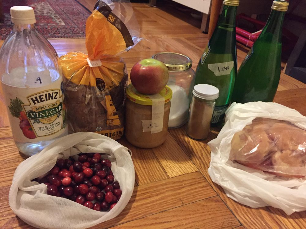 zero waste grocery shopping evaluation
