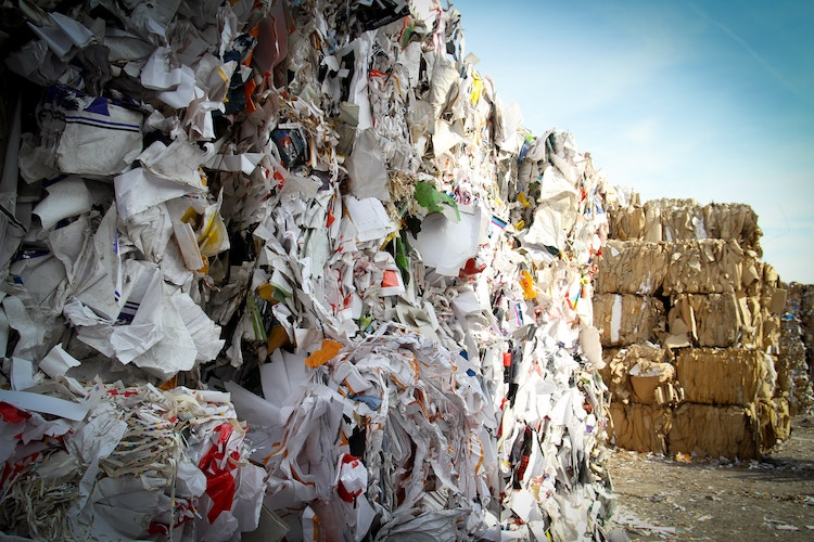 paper recycling center